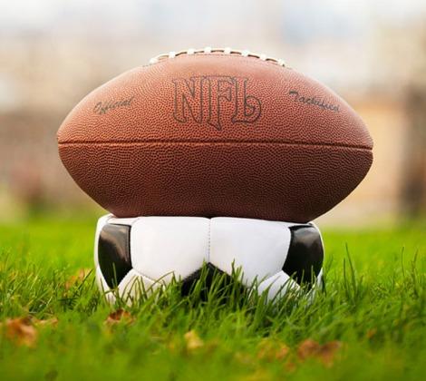 Fútbol (soccer) o Fútbol Americano. ¿Cuál prefieres?
